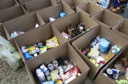 Imagen de comida que ilustra nota; Banco de Alimentos dio 228 millones de kilos de comida en sus 20 años