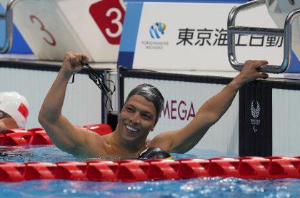 Imagen de Nelson Crispín, oro en Juegos Paralímpicos 2020, habla de su carrera