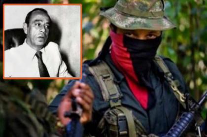 Imagen del Eln, grupo cuya cúpula deberá ser capturada por orden de la Fiscalía por el crimen del director del diario La Opinión, en 1993
