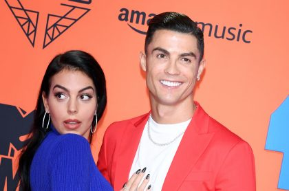 Georgina Rodríguez publicó mensaje a favor de Cristiano Ronaldo en El Chiringuto.