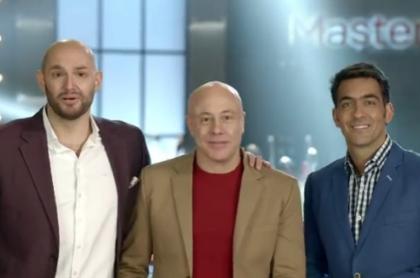 'Masterchef': menús Jorge Rausch, Nicolás de Zubiría y Chris Carpentier