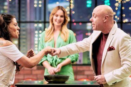 Jorge Rausch, jurado de 'Masterchef' (Canal RCN), indicó que el trato hacía los participantes varía cuando se trata de celebridades.
