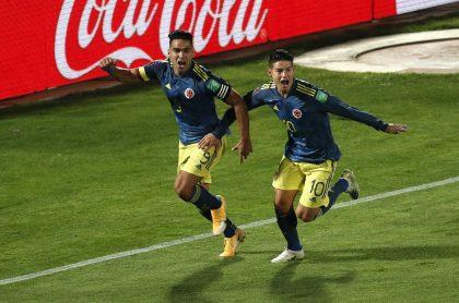 Falcao y James: mercado de fichajes en directo : cuál será el próximo club.