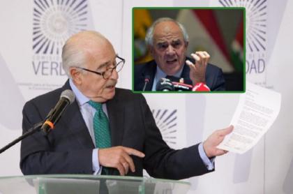 Andrés Pastrana ante la Comisión de la Verdad, en donde aseguró que el cartel de Cali financió la campaña presidencial de Ernesto Samper