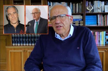 Ernesto Samper le pide a Andrés Pastrana que explique relación con pedófilo Jeffrey Epstein