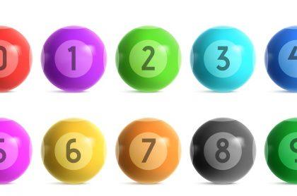 Balotas del cero al nueve ilustra resultados de Baloto de septiembre 1, premios y ganadores.