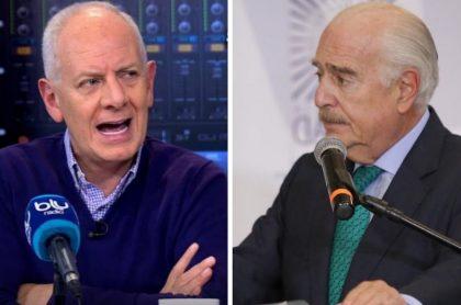 Felipe Zuleta lanzó críticas contra el expresidente Andrés Pastrana en Blu Radio