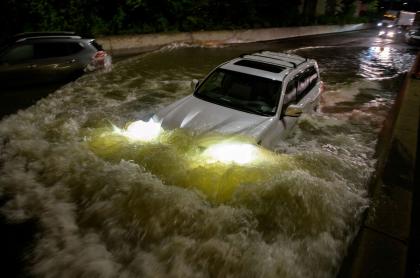 Inundación por Ida