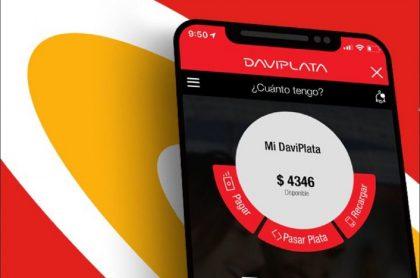 Daviplata, de Davivienda, estaría presentando fallas según reportan usuarios