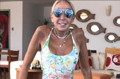 Laura Bozzo, presentadora de Laura en América, estaría en Acapulco huyendo de la justicia