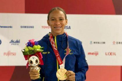 Colombia cerró su participación en los Juegos Paralímpicos de Tokio 2020 con 24 medallas, Faisury Jiménez ganó la última.