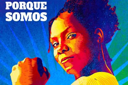 Poster del inicio de la recolección de firmas de Francia Márquez