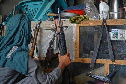 Imagen que ilustra el conflicto en Afganistán