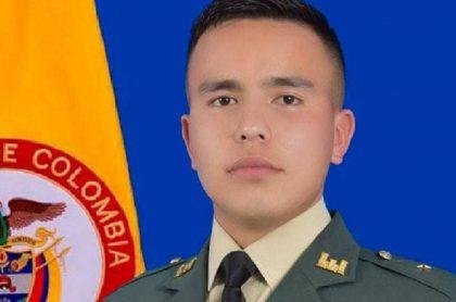 Subteniente Cristian Calderón