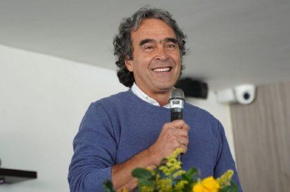 Imagen de Sergio Fajardo, uno de los responsables fiscales por Hidroituango
