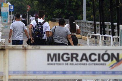 La Alcaldía de Cúcuta (Norte de Santander) informó que 221 jóvenes venezolanos entraron a Colombia para presentar Pruebas Saber.