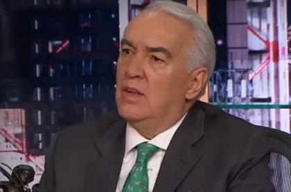 José Gabriel, que reveló que se negó a participar en 'Masterchef', de RCN