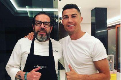 Chef revela dieta de Cristiano Ronaldo e ingrediente clave para quemar calorías