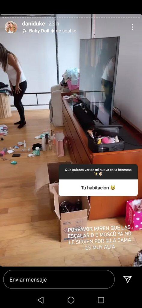 Instagram: Dani Duke