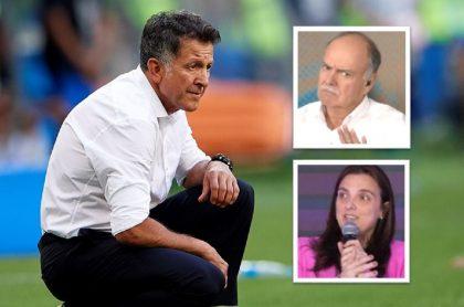 Iván Mejía recordó a Karen Abudinen, Ministra de las TIC, para criticar a Juan Carlos Osorio luego de que Egipto confirmó la llegada de Carlos Queiroz.