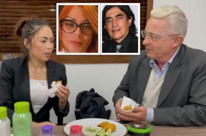 """Marbelle salió en defensa de 'Epa Colombia' ante críticas por su reunión con Álvaro Uribe. La cantante llamó """"vándala"""" a Gustavo Bolívar."""
