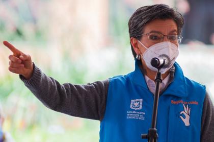 Claudia López dice que inseguridad no está disparada en Bogotá y sí en Cali