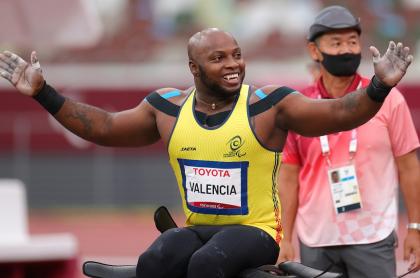 Mauricio Valencia, deportista colombiano que criticó a canales de televisión por no transmitir Juegos Paralímpicos