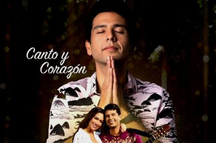 Milciades Cantillo y María Camila Giraldo en 'El hijo del Cacique', a propósito de que Caracol confirmó su fecha de estreno, pues es reemplazo de 'La reina del flow'.