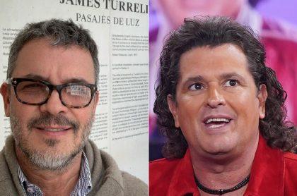 Guillermo Vives y Carlos Vives, a propósito de que el empresario habló de su mala relación con su hermano.