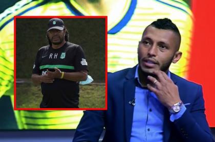 Carlos Valdés apoya a René Higuita por crítica a la Federación Colombiana de Fútbol