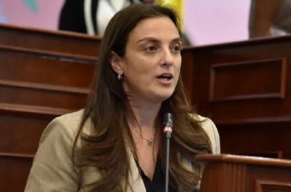 Karen Abudinen, saliente ministra de las TIC