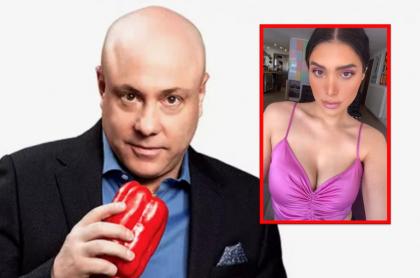 Jorge Rausch habría vuelto con su novia 24 años menor que él y un video lo confirma.