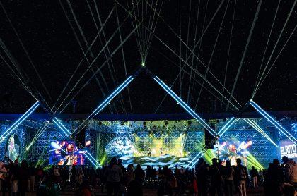 Imagen del Parque Jaime Duque, que celebra un año de su reapertura de pandemia