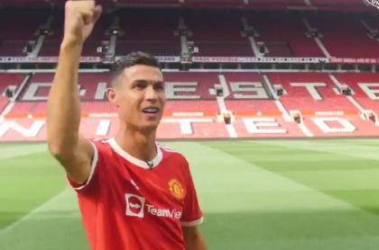 Debut de Cristiano Ronaldo en Manchester United: apuestas para ganar buen dinero