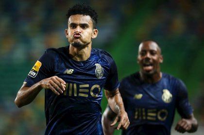 Video del gol de Luis Díaz en empate entre el Porto y el Sporting de Lisboa por la liga de Portugal. El jugador de la Selección Colombia salió ovacionado.