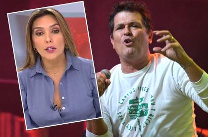 Mónica Rodríguez se mete en pelea entre Calos Vives y Guillermo Vives. Fotomontaje: Pulzo.