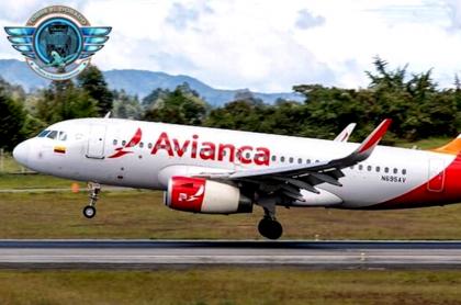 Por primera vez, aterrizará en Ibagué el avión más grande, el A319 de Avianca