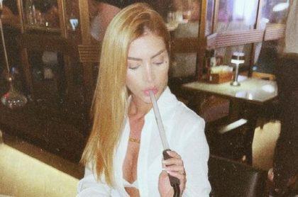 Dani Duke, novia de 'La Liendra', lanzó su propia página de contenido explícito, similar a OnlyFans, y compartió el primer adelanto.