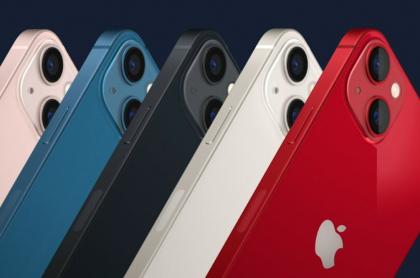iPhone 13: precios del teléfono de Apple y sus características.