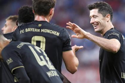 Ver Barcelona vs. Bayern hoy en Champions League: transmisión en vivo online. Imagen del equipo alemán.