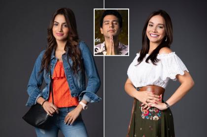 Vivian Ossa, Milciades Cantillo y Lili Guihurt en 'El hijo del Cacique', a propósito que contaron cómo se enteraron de la muerte de Martín Elías.
