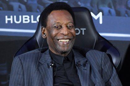 Pelé salió de la UCI gracias a extracción de un tumor