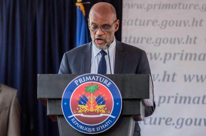 Primer ministro de Haití cesa a procurador que pidió inculparlo por magnicidio