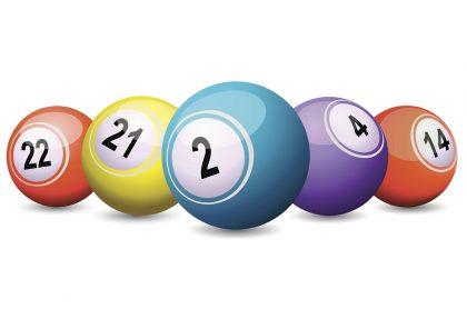 Bolas de colores y diferentes números ilustra qué lotería jugó anoche y resultados loterías de la Cruz Roja y Huila.