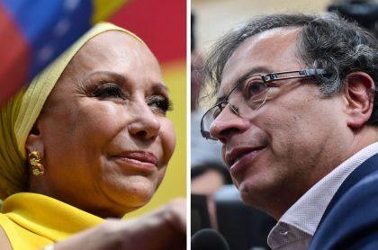Piedad Córdoba se lanzaría al Senado por el Pacto Histórico de Gustavo Petro
