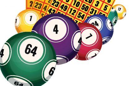 Balotas de colores y diversos números con tiquetes de juego de azar ilustran qué lotería jugó anoche y resultados de las loterías del Valle, Manizales y Meta.