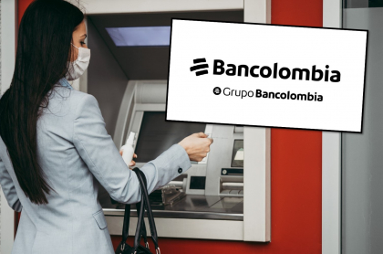 Bancolombia: problemas en su plataforma y sucursal virtual. Pide usar cajeros electrónicos.