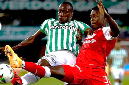 Atlético Nacional, a semifinales de Copa Betplay; eliminó en penaltis a Santa Fe.
