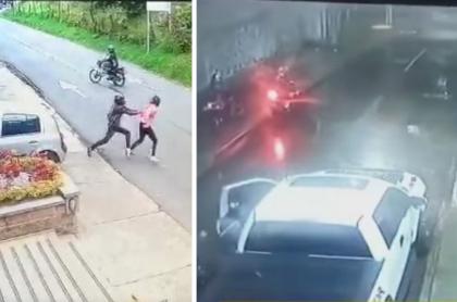(Videos) Robos y atracos violentos en diferentes localidades de Bogotá