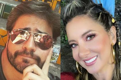 Fotos de Daniella Álvarez y Daniel Arenas, en nota de qué dijeron de su relación.
